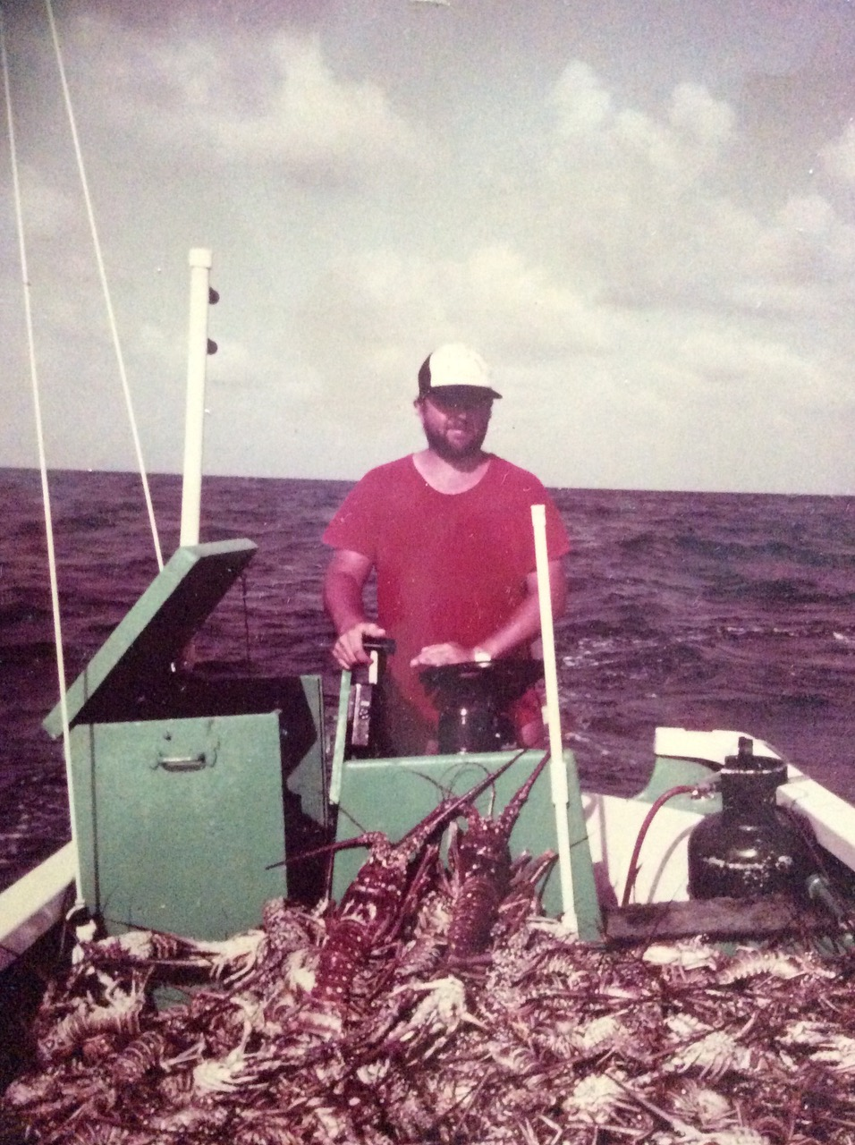 Spanish Wells Lobster Boat