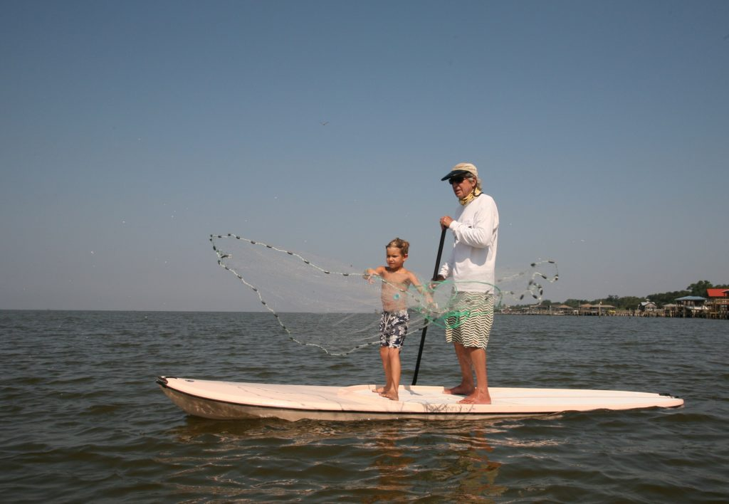 Stable Custom Paddle Board