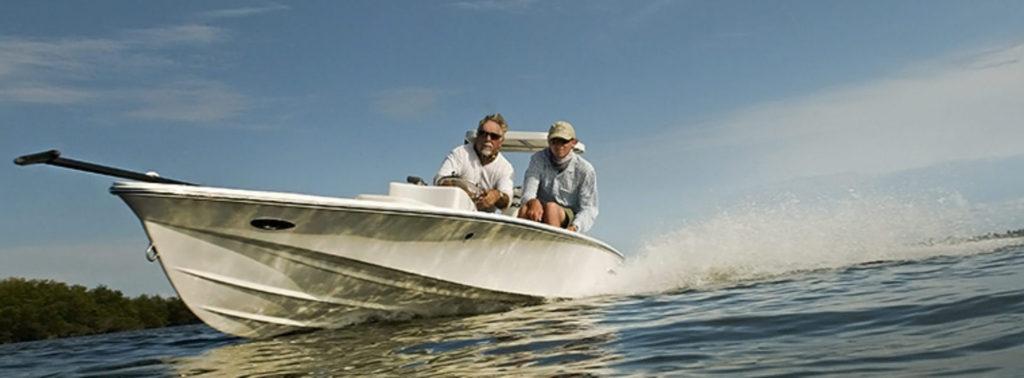 Cool Flats Boat