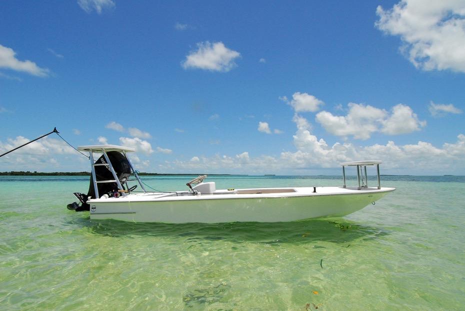 16' Flats Boat