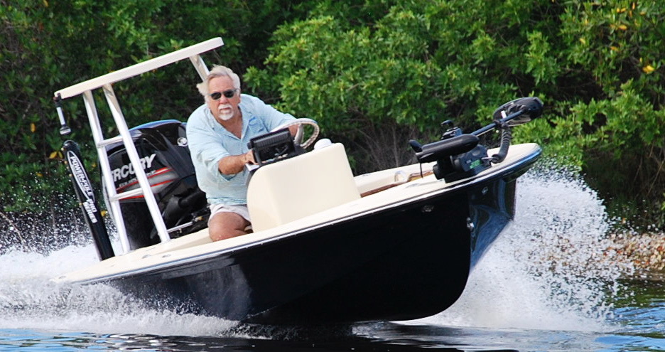 17' Flats Boat